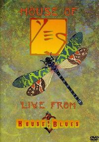Cover Yes - House Of Yes - Live From House Of Blues [DVD]